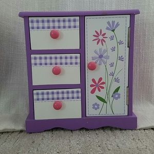 Flower Jewelry box 5 for 25
